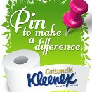 Pin to make a difference