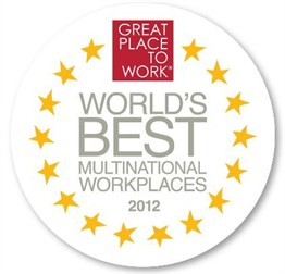 World 's Best Multinational Workplaces