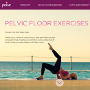 Poise website
