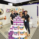 A golden win for Kimberly-Clark