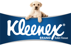 Kleenex -Ribbon -Puppy -Small