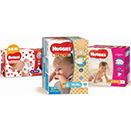 Huggies® Reinvigorates Entire Portfolio